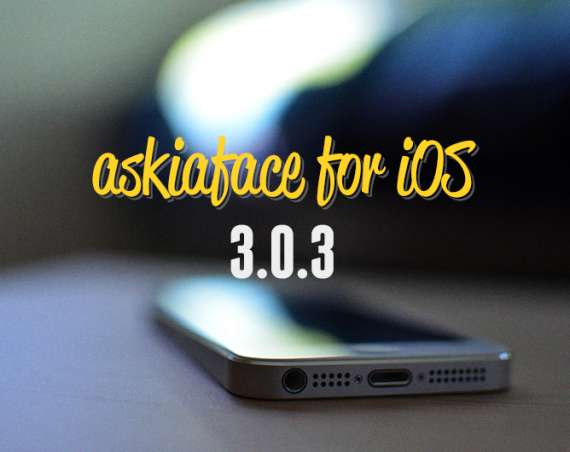 Askiaface for iOS 3.0.3