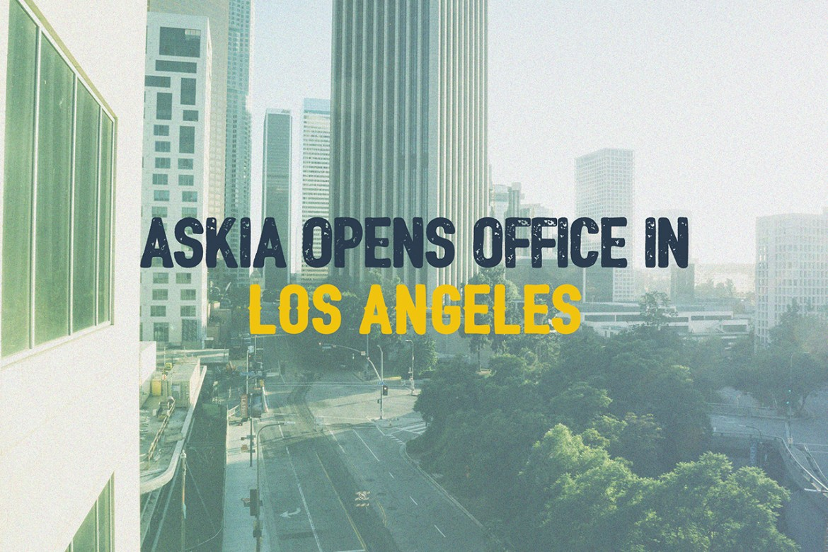 Askia opens in LA and hiring!