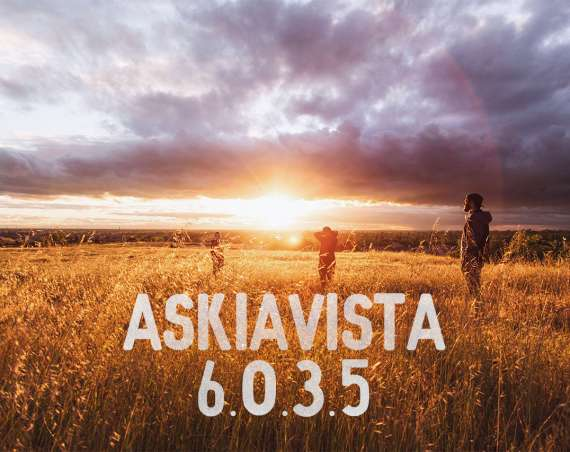 Askiavista updated to 6.0.3.5 header image