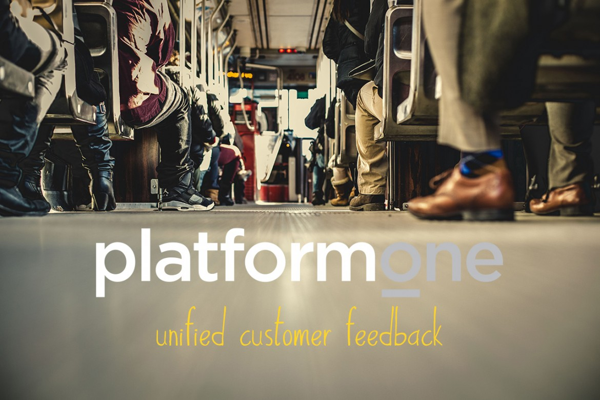 Platform One - unified customer feedback header image