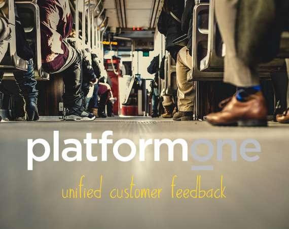 Platform One - unified customer feedback header image
