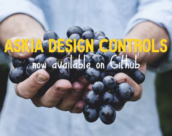 Askia Design Controls now available on Github