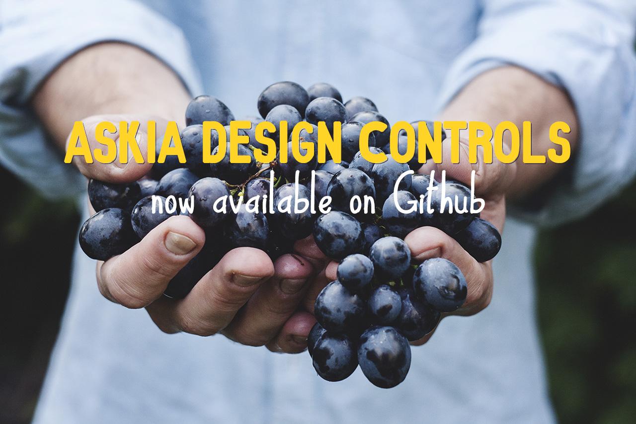 Askia Design Controls now available on Github