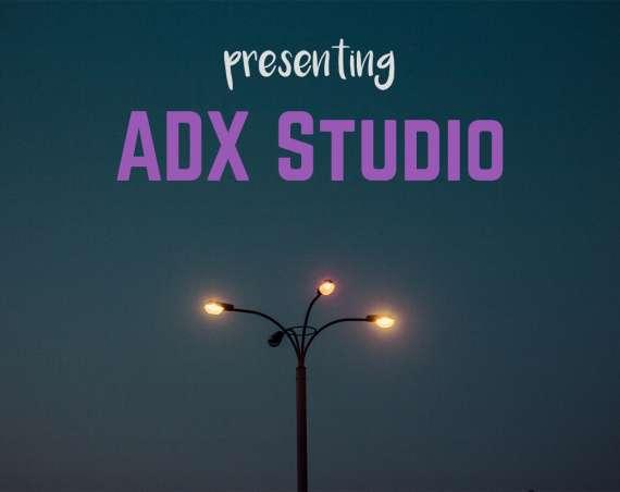 Presenting ADX Studio header image