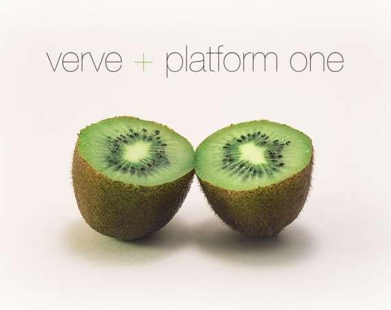 Verve adopts Platform One header