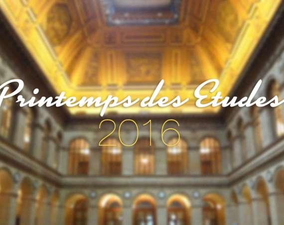 Askia at Printemps des Études 2016 header image