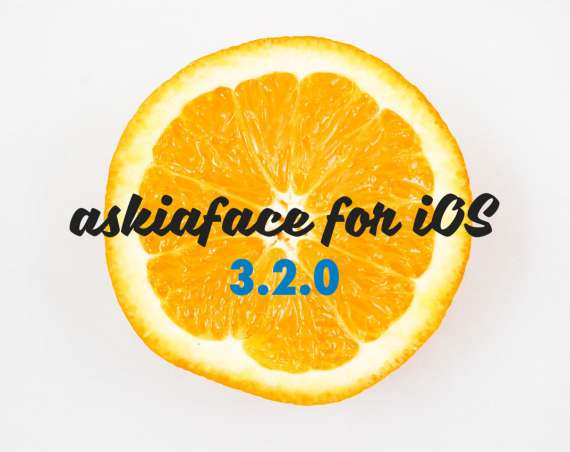 Askiaface iOS 3.2.0 header