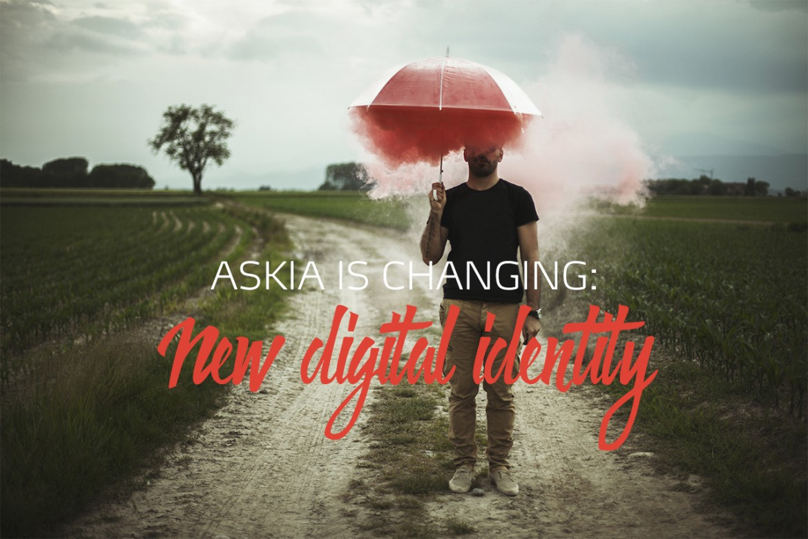 Askia is changing: a new digital identity header image