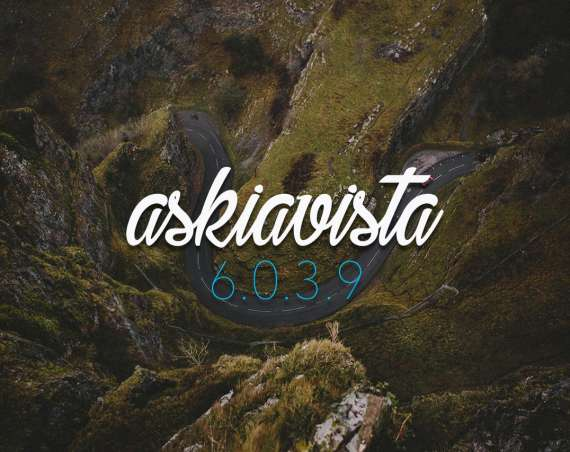AskiaVista 6.0.3.9 header image