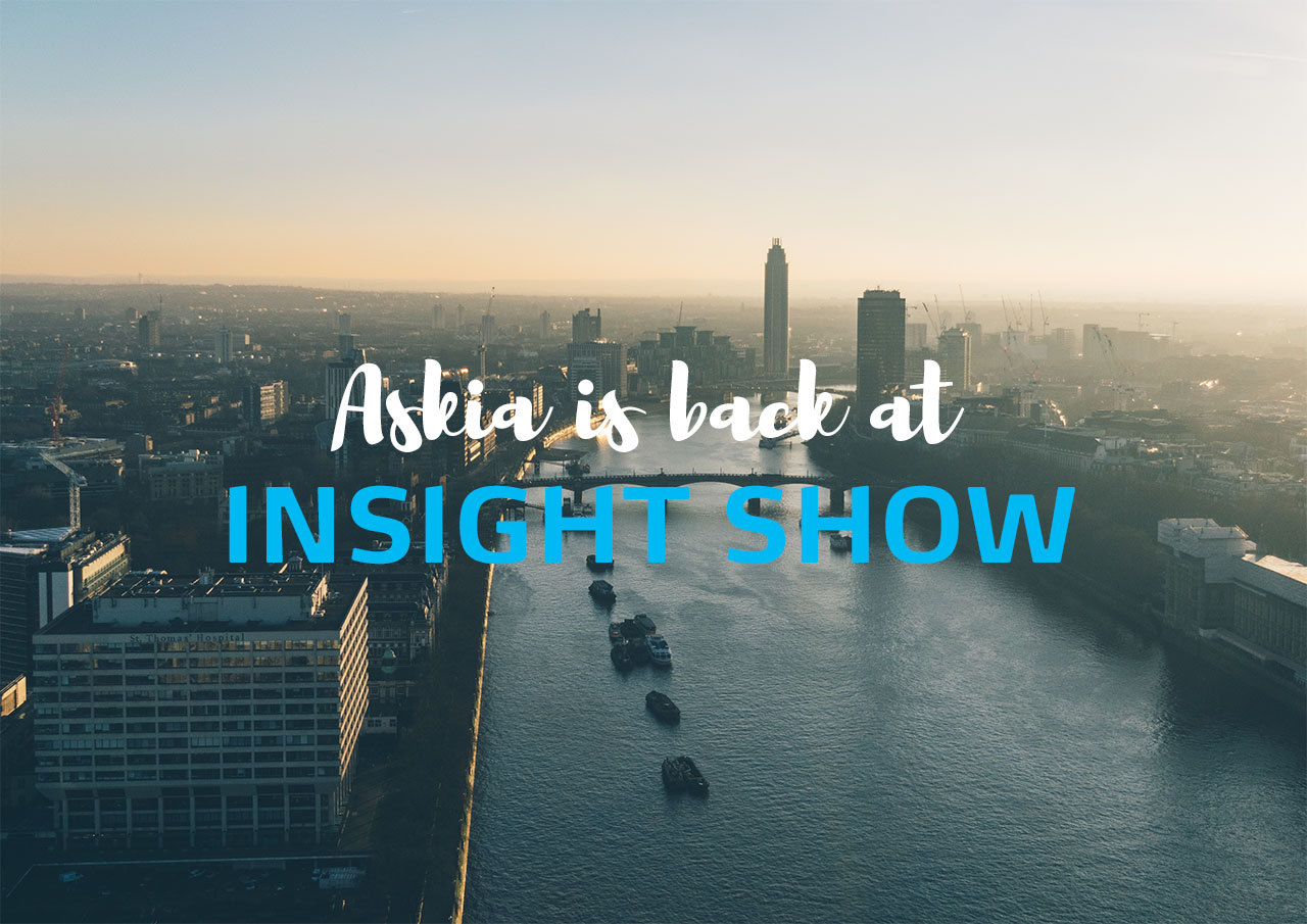 Askia is back at Insight 2018