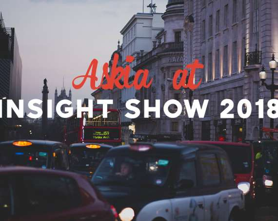 Image of london for Askia at Insight Show 2018