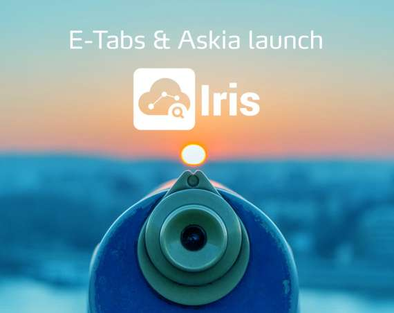 E-Tabs and Askia launch Iris