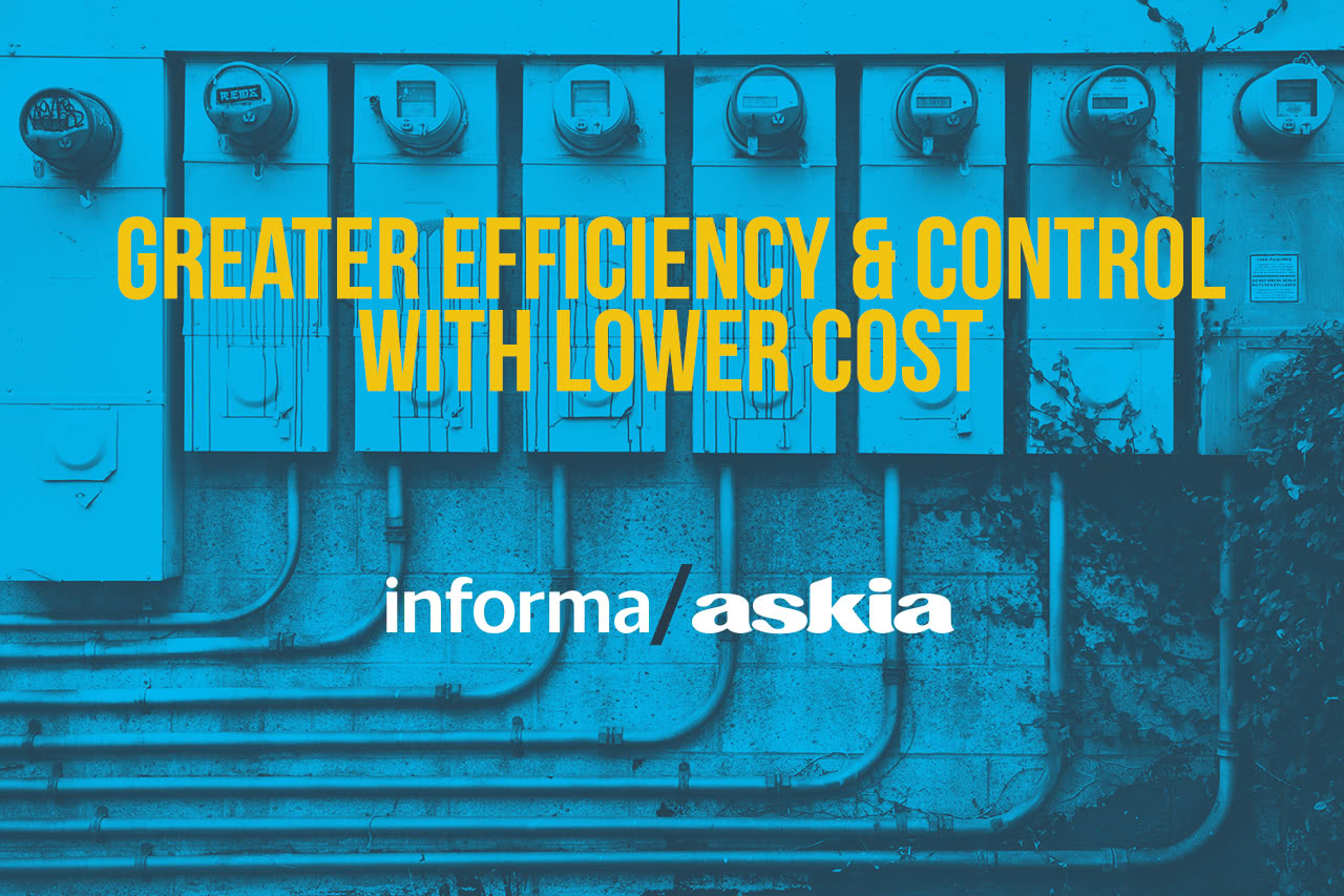Informa reports greater efficiency and control with lower cost using Askia