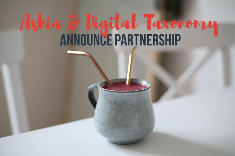 Askia and DigitalTaxonomy announce partnership