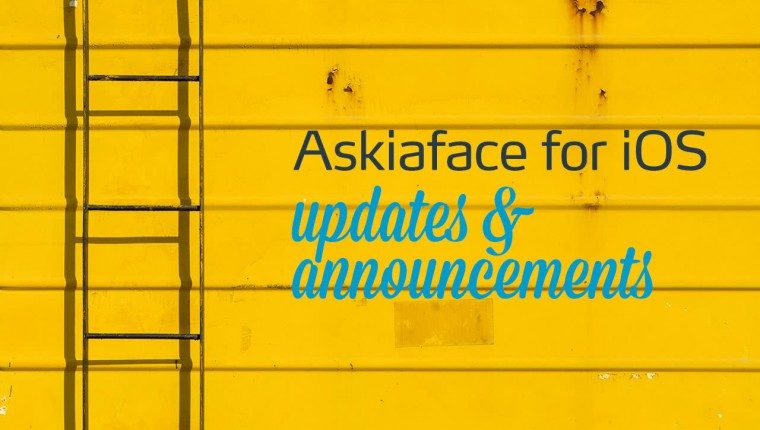 Askiaface for iOS updates & announcements