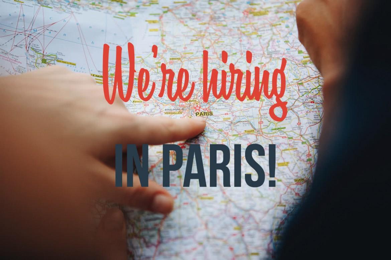 Askia hiring sales rep in Paris