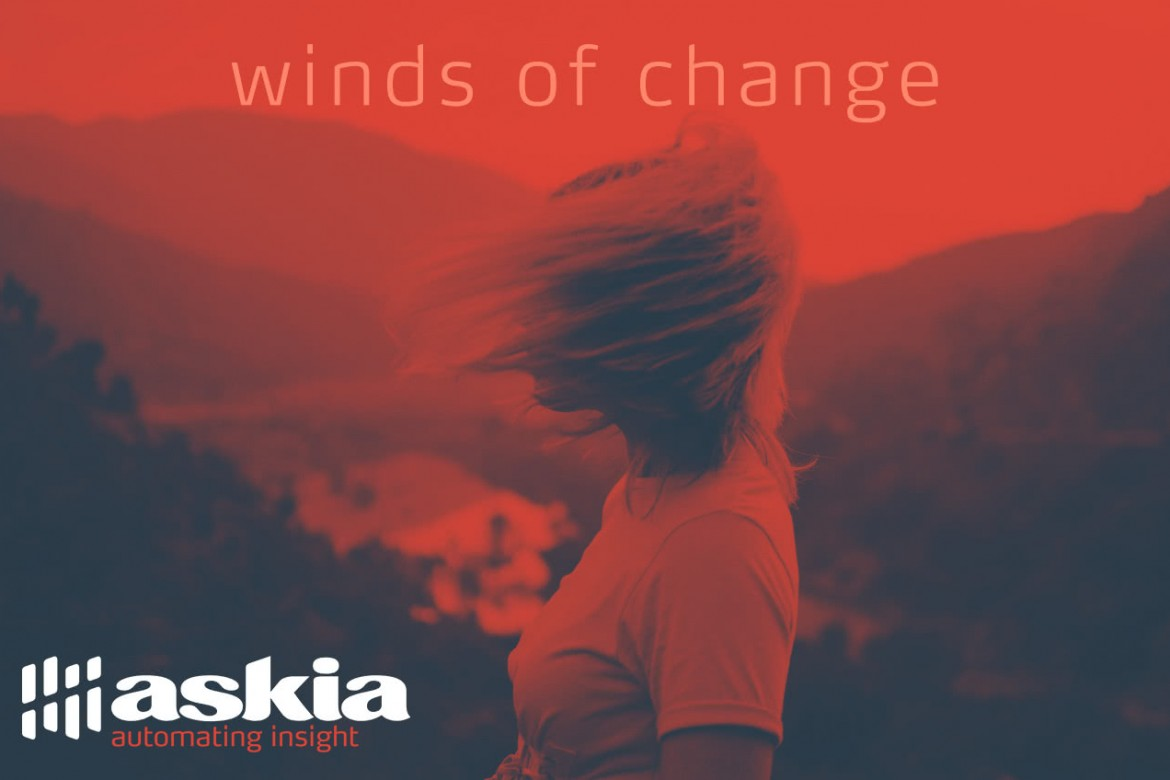 Winds of change - Askia - Automating insight