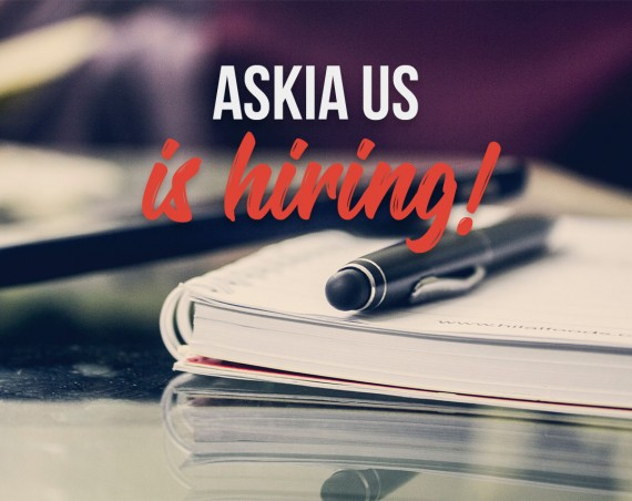 Askia US is hiring!