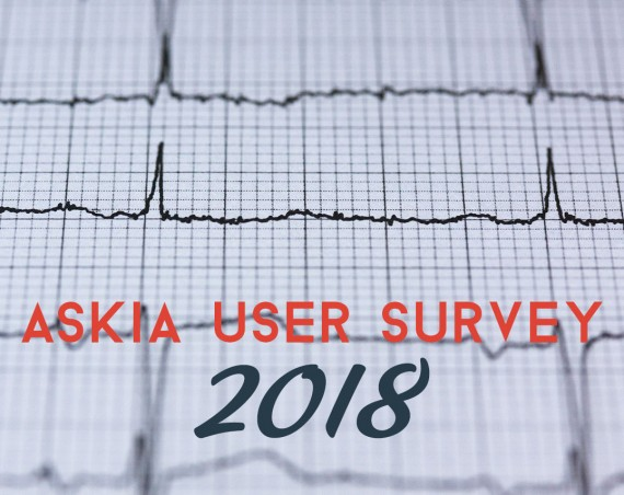 Askia user survey 2018 results