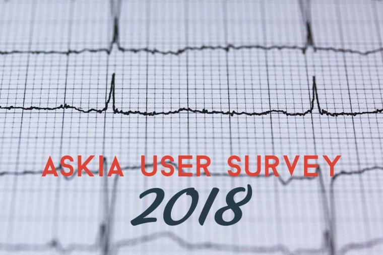 Askia user survey 2018 results