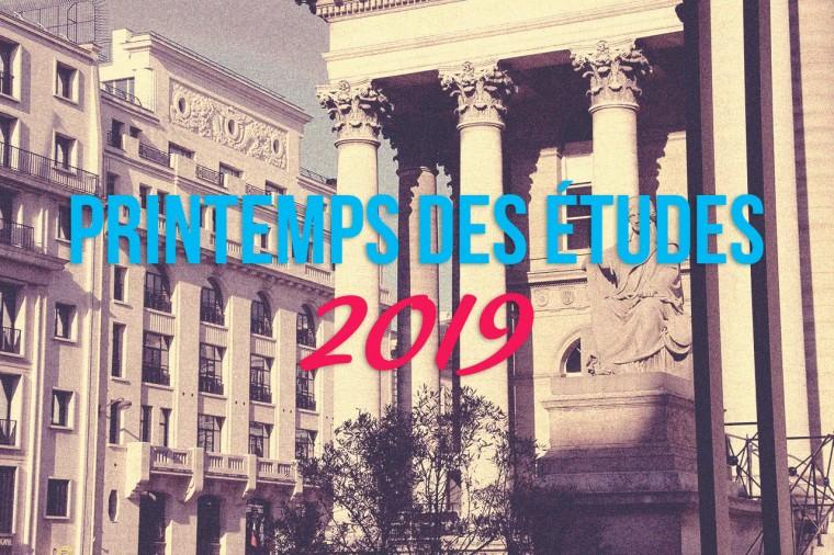 Askia at Printemps des Etudes 2019