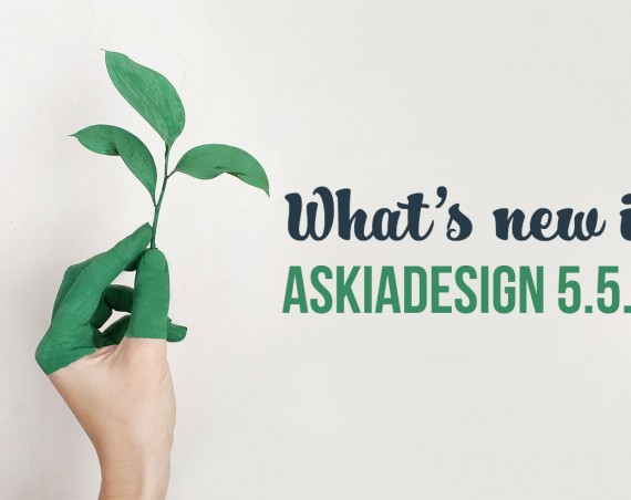 What's new in askiadesign 5.5.2?