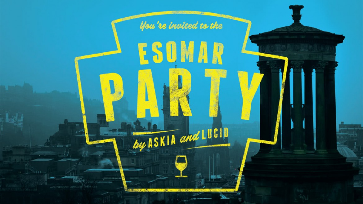 Askia ESOMAR party 2019