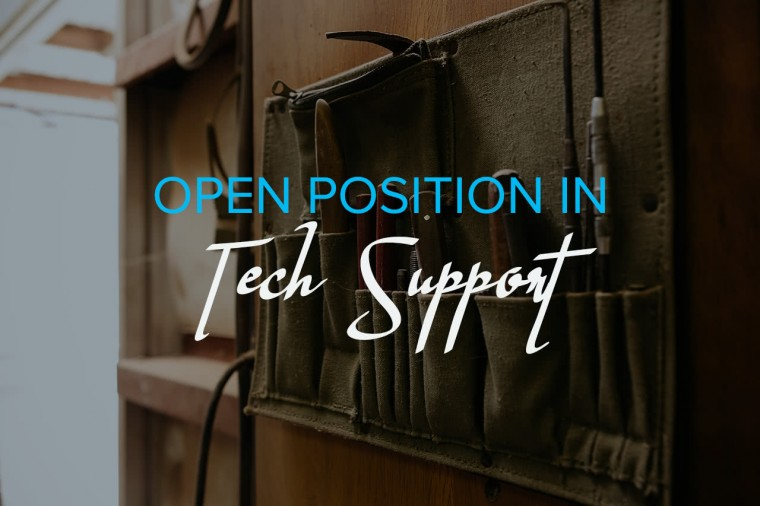 Askia Paris tech support job offer