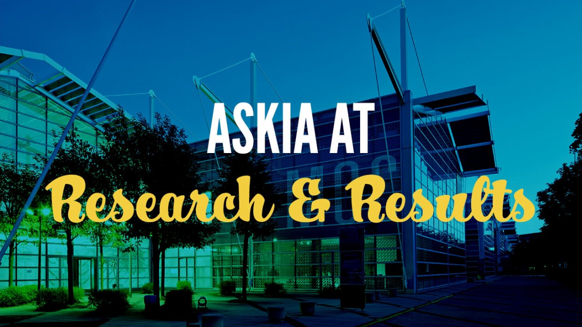 Askia at Research & Results 2019