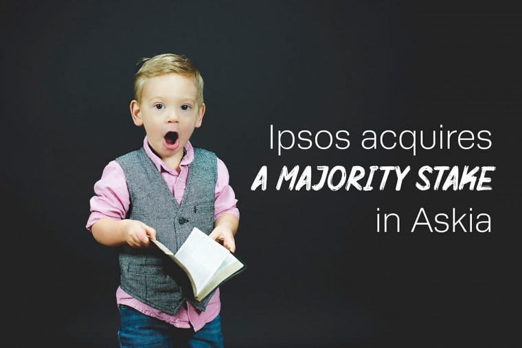 Ipsos acquires majority stake in Askia