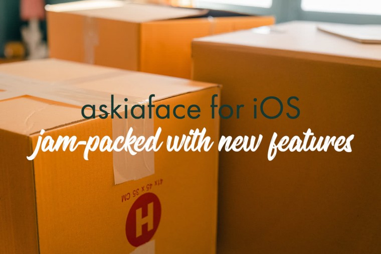 Askiaface for iOS jam-packed with new features